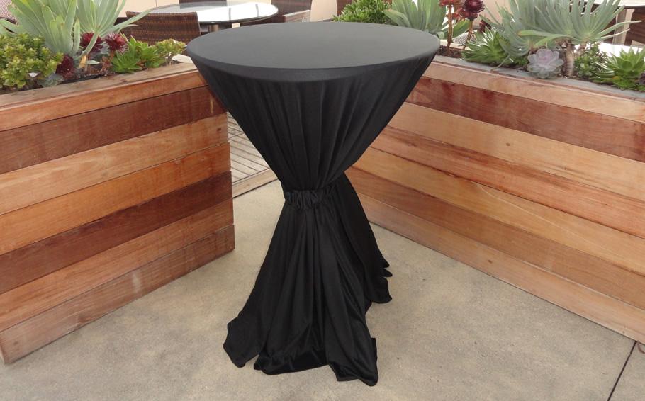 Bistro tablecloth