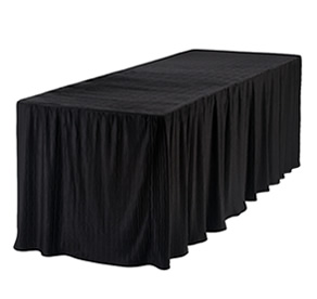8 Foot Rectangular Table Cloth