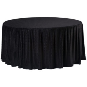 60 Inch Round Tablecloth