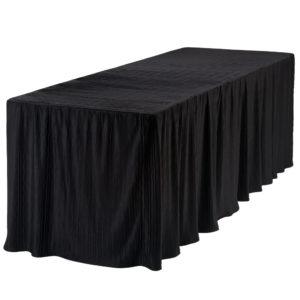 8 foot tablecloths product categories. Black Bedroom Furniture Sets. Home Design Ideas