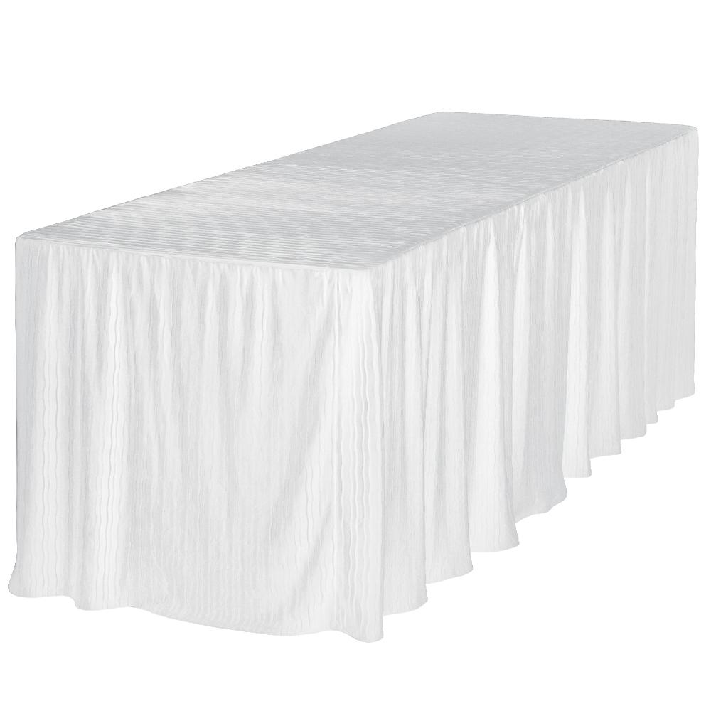 8' Folding Tablecloths